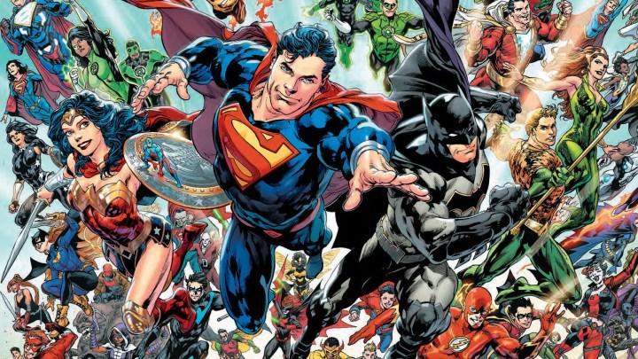 New DC Rebirth Comic Reviews by Alex Knight