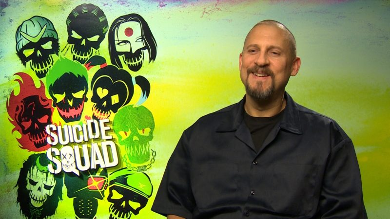 """Why David Ayer is still the leader of the """"SKWAD"""""""