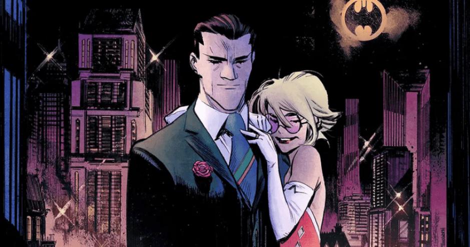 Joker – A White Knight rises in the new Batman comic