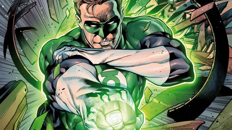 Green Lantern ApertureVFX DCWorld