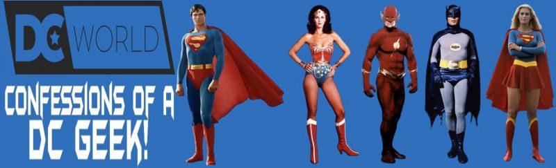 Confessions Of A DC Geek #8:  Tasmin Humphries
