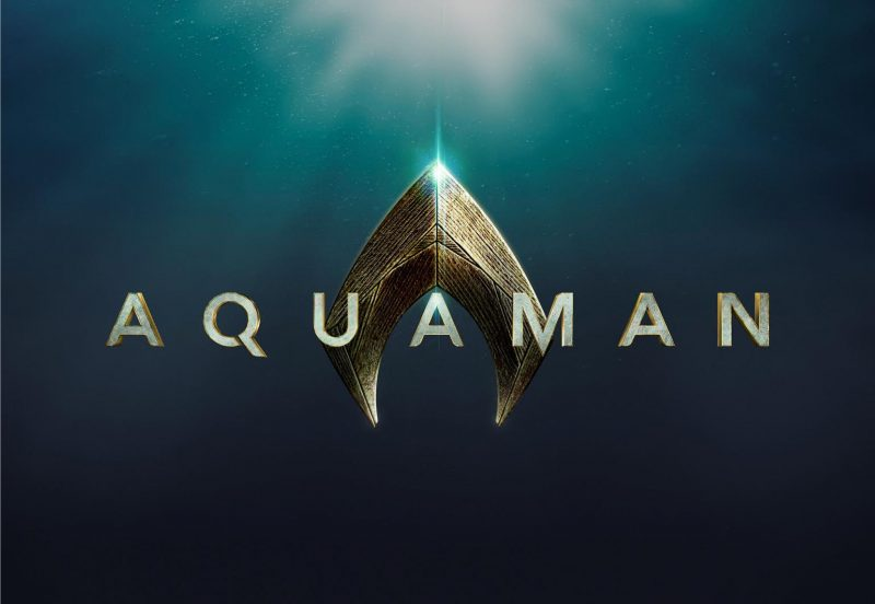 AQUAMAN IS COMING & NEW IMAGES