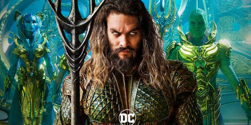 Aquaman extended new trailer is here