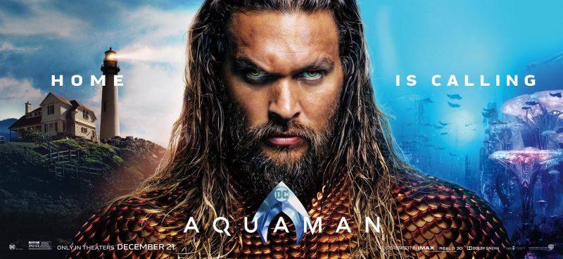 Aquaman Final Trailer is Here