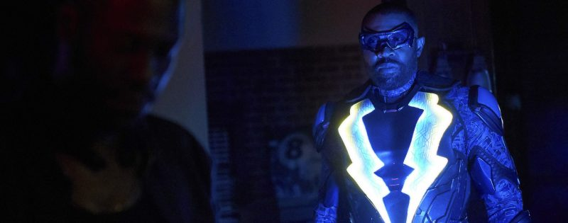 Black Lightning: Season 2 – Episode 5   The Book of Blood Chapter One : Requiem