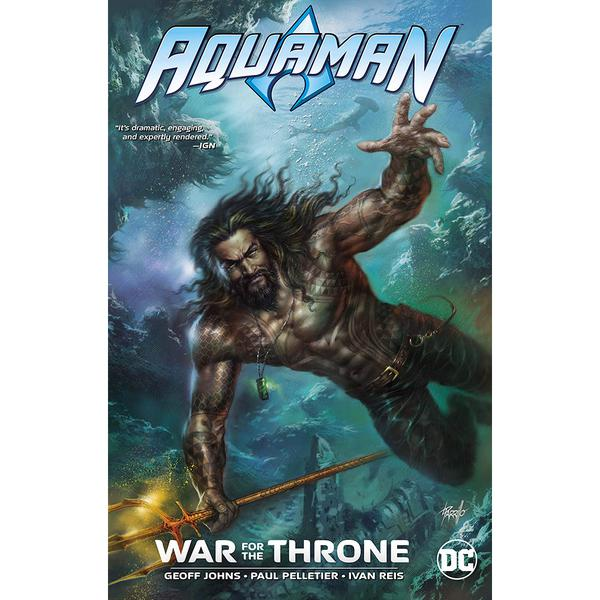 Review: Aquaman: War for the Throne
