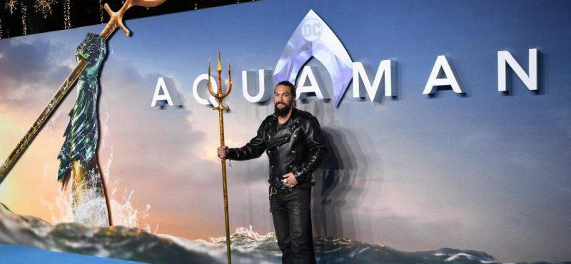 Invite To The Aquaman World Premiere In London