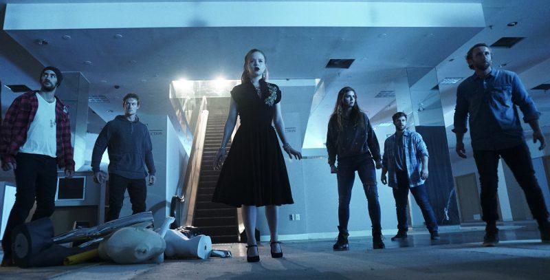 Black Lightning :Season 2 – Episode 7   The Book of Blood Chapter 3: The Sange
