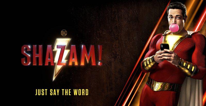WHO IS SHAZAM?
