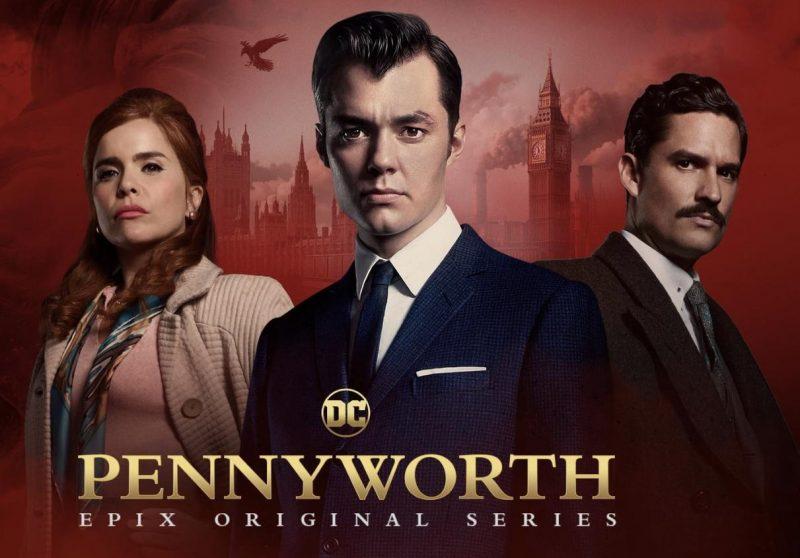"""Pennyworth Season 1 Episode 6: """"Cilla Black"""""""