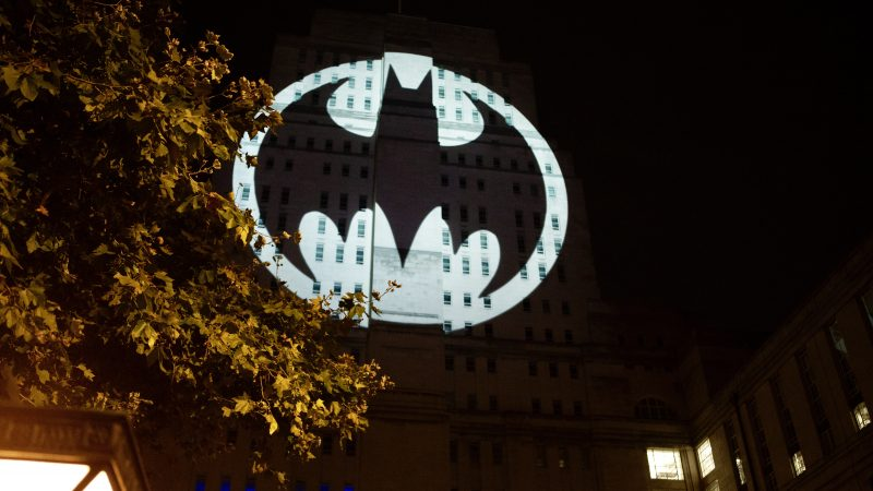 Batman 80 years celebration