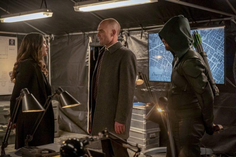 Arrow S08E06 – RESET
