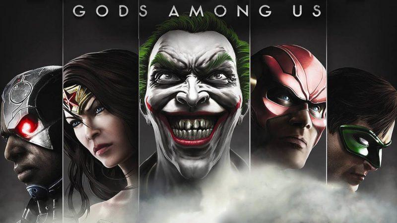 Injustice: Gods Among Us Vol.1