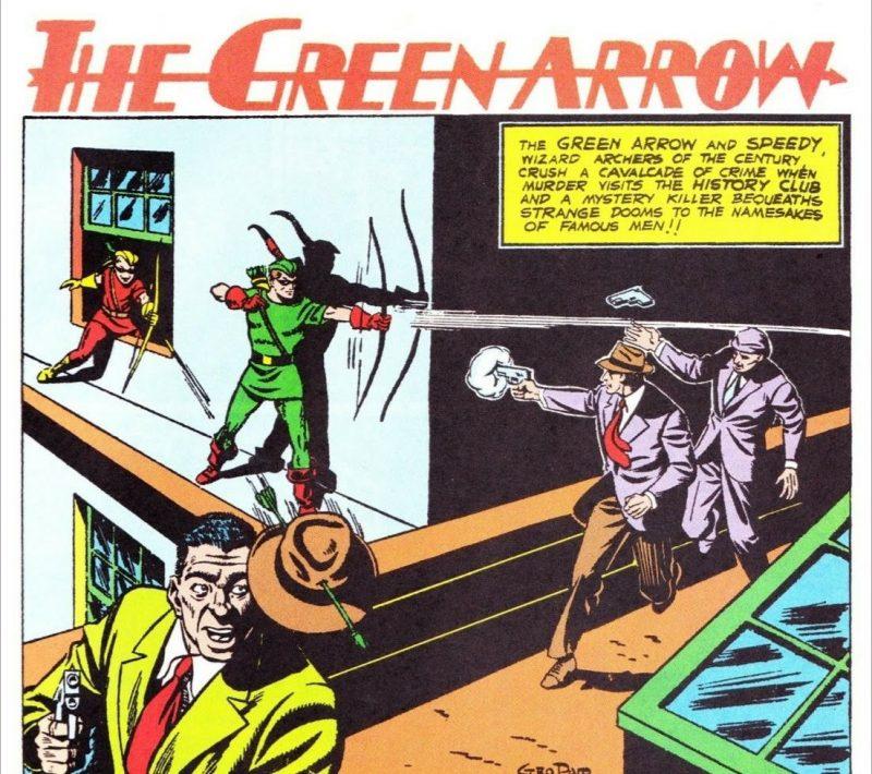 More Fun Comics #73 – Case of the Namesake Murders
