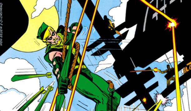 Green Arrow Vol.1 #4 (1983)