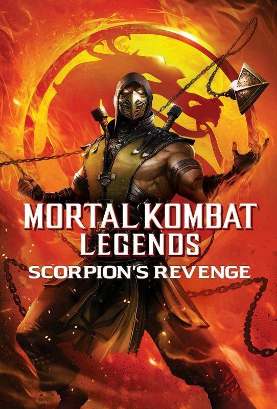 scorpions revenge