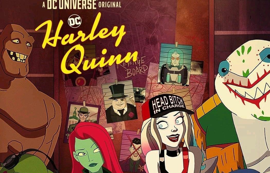 Harley Quinn TAS