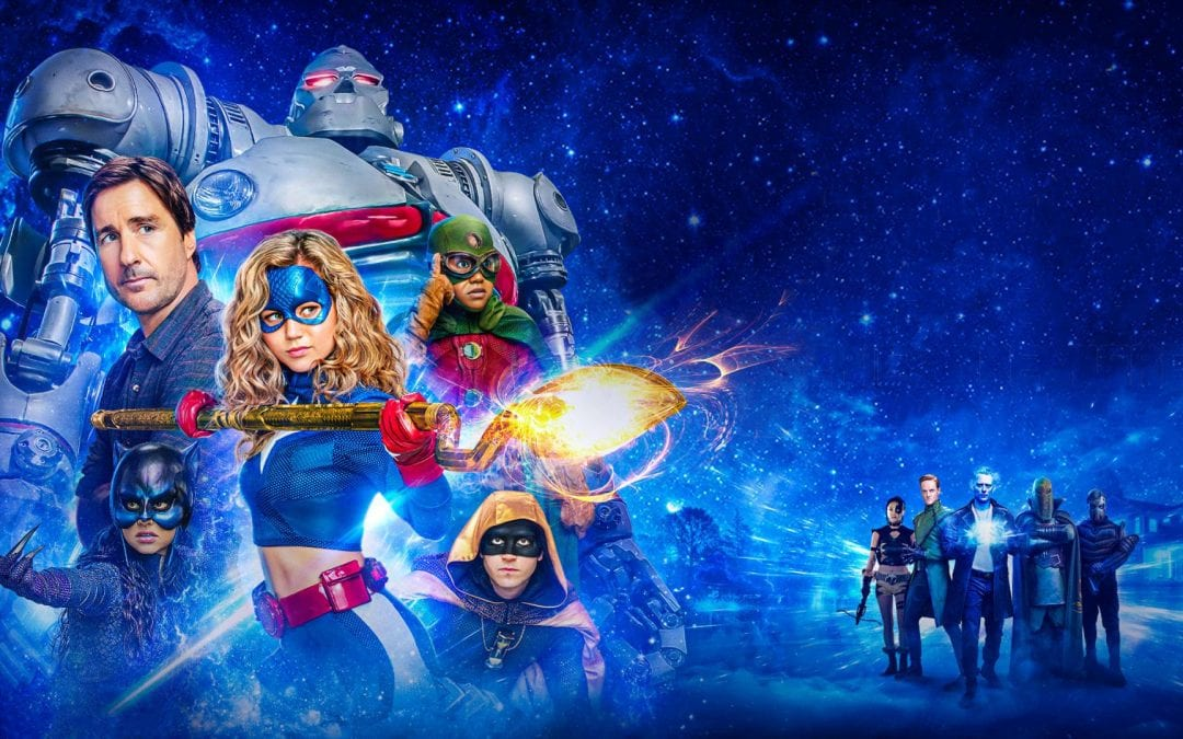 """Review: Stargirl Season 1 Episode 6 """"The Justice Society"""""""