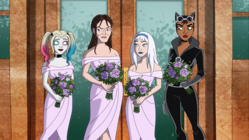 The Runaway Bridesmaid