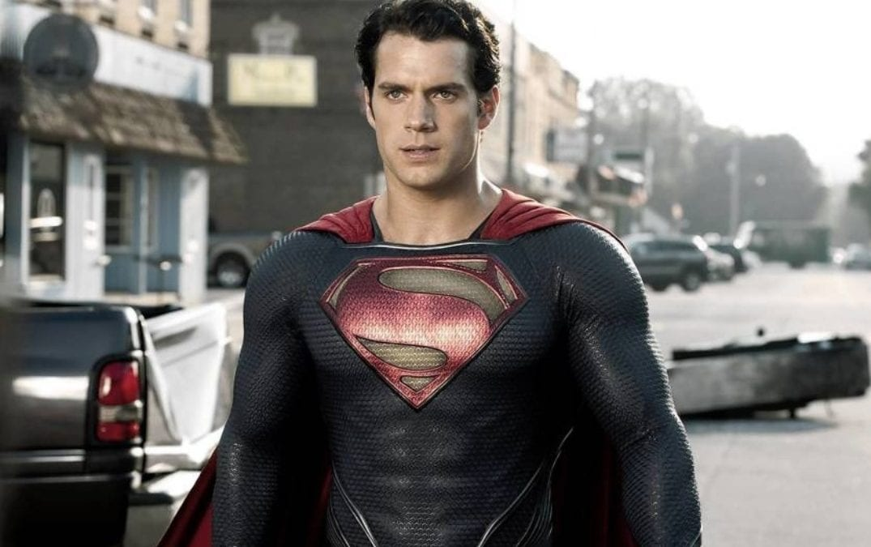 Superman's Changing Suit