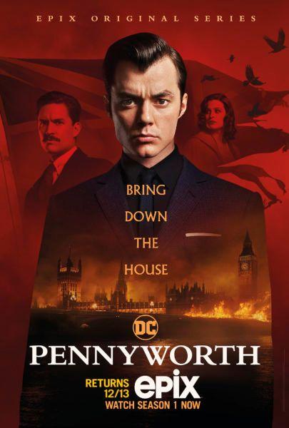 Pennyworth Season One Recap
