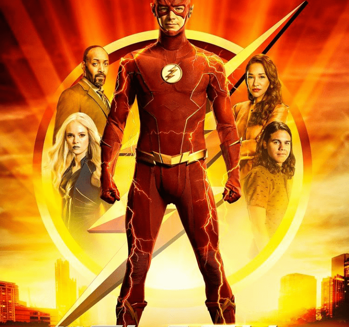 The Flash 7.06 : The One with the Nineties