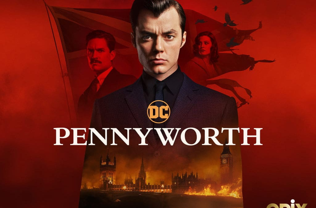 Pennyworth 2.10 : The Lion and Lamb